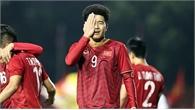 Clip: Đức Chinh nâng tỷ số lên 3-0 cho U22 Việt Nam