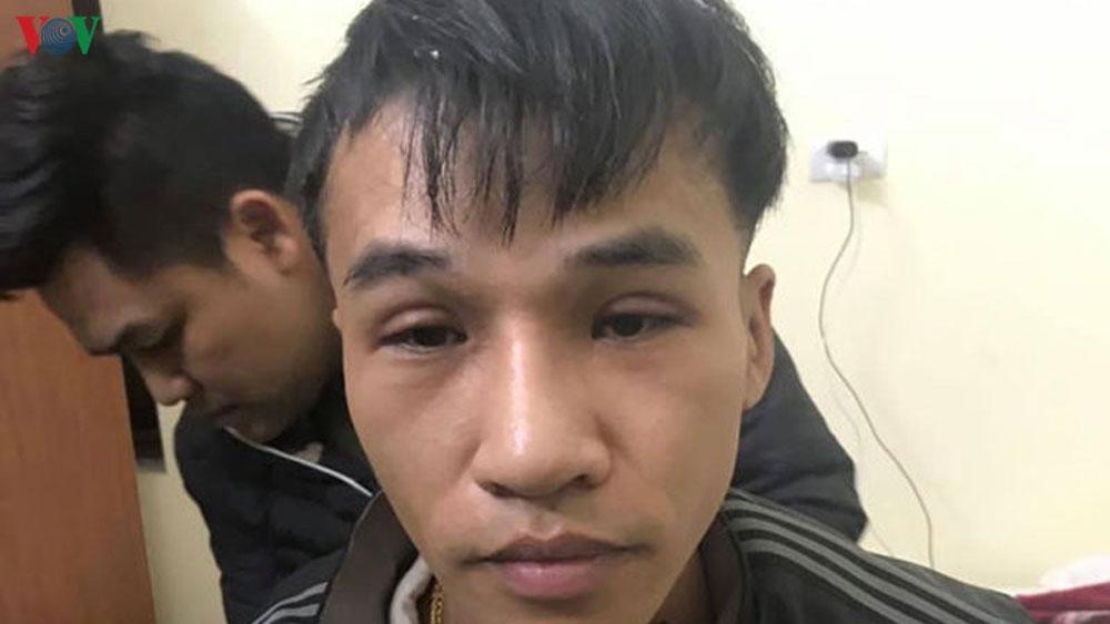 Bắt đối tượng, trộm 200 lượng vàng ,  phẫu thuật thay đổi khuôn mặt, Trần Nguyên Lâm, tiệm vàng Hồng Bền