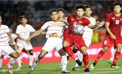 Clip: Bàn nâng tỷ số lên 4-0 cho U22 Việt Nam
