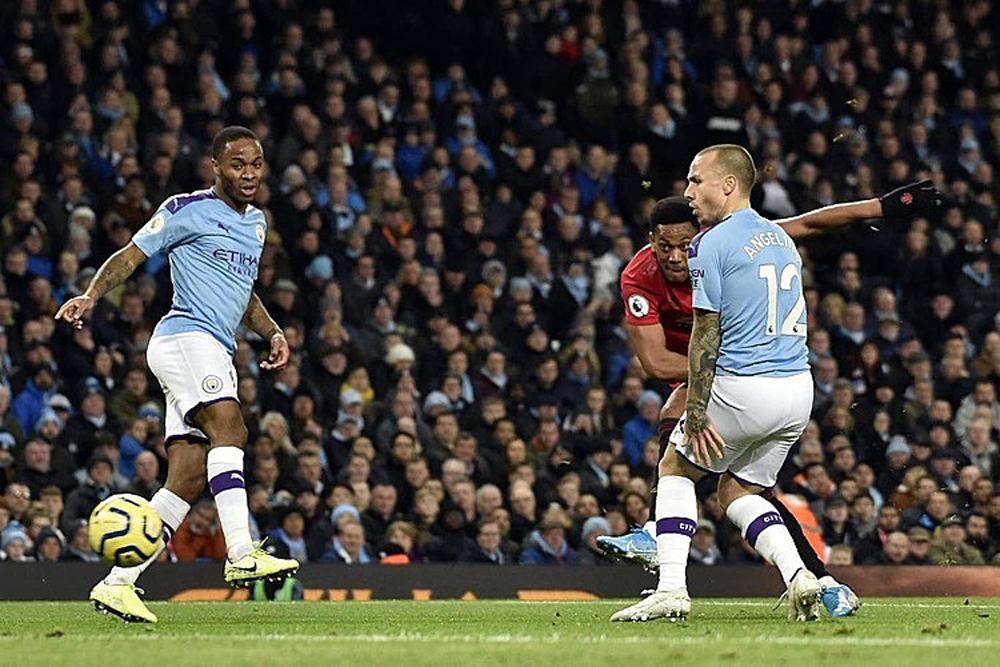 Man Utd, Man City, Ngoại hạng Anh