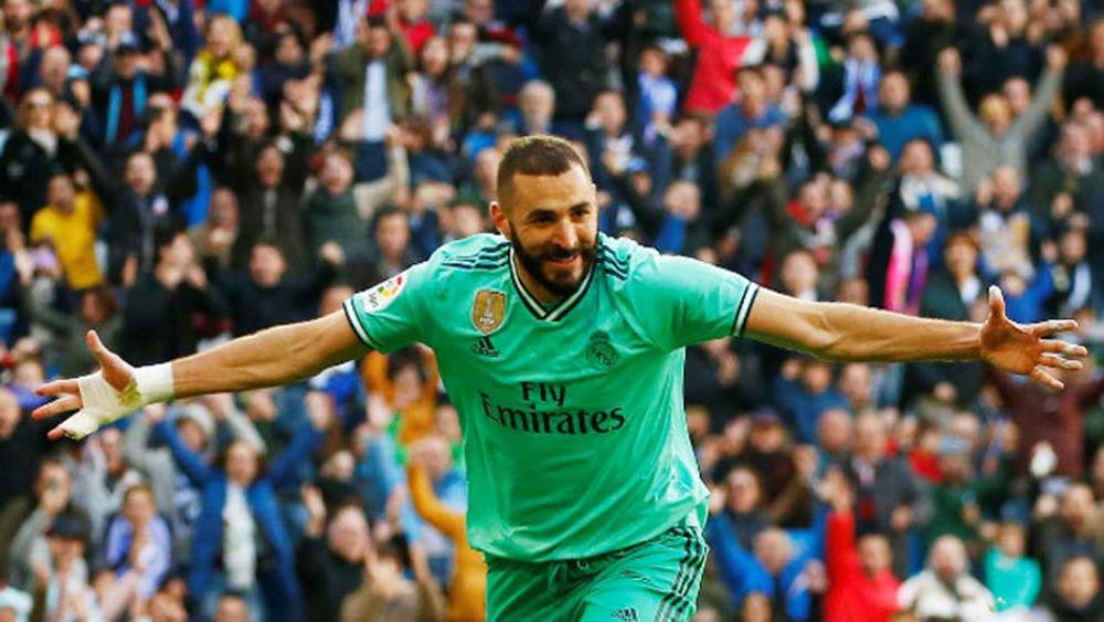 Real, Benzema, Espanyol