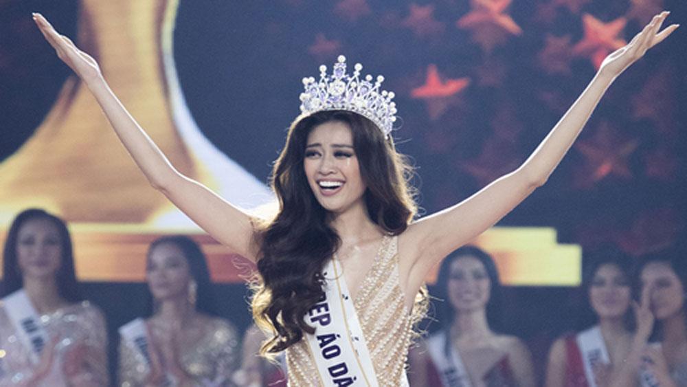 Nguyễn Trần Khánh Vân, đăng quang, Hoa hậu Hoàn vũ Việt Nam 2019, Brave Heart
