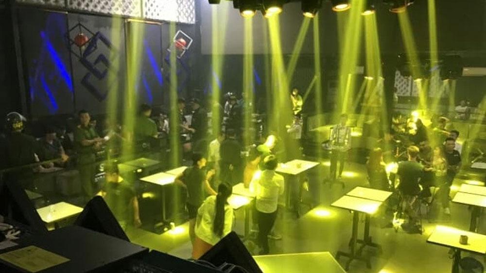 Tiếp tục phát hiện, đối tượng sử dụng ma tuý , quán bar ở Đồng Nai, quán bar Cosmo, quán bar Ozone Club