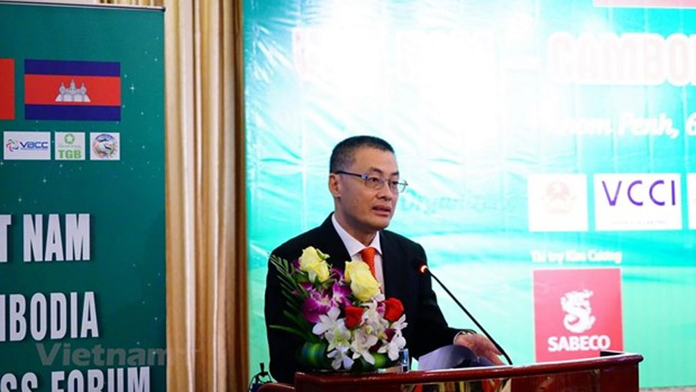 Vietnam – Cambodia business cooperation forum to boost trade