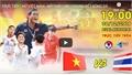 TRỰC TIẾP | Nữ Việt Nam 0-0 Nữ Thái Lan (hiệp 1): Bóng trúng xà ngang