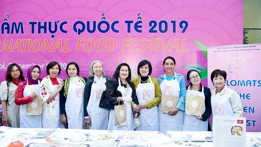 Lễ hội , Liên hoan Ẩm thực Quốc tế 2019, Hà Nội