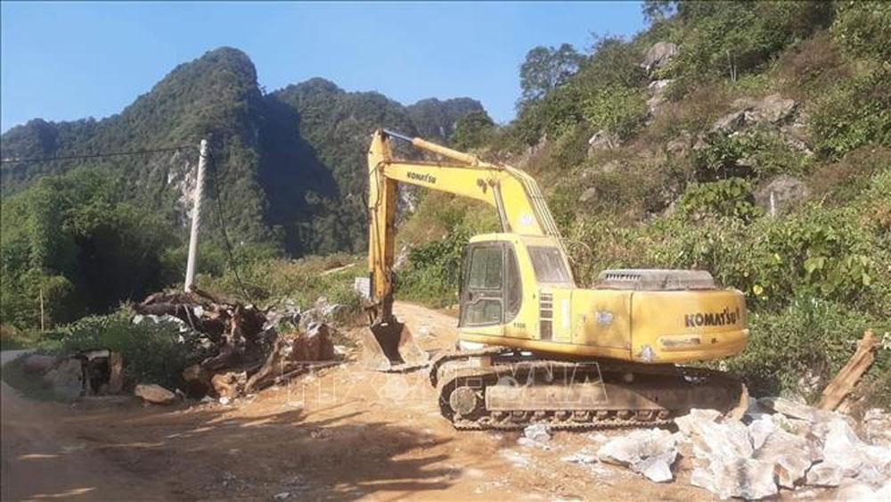 Yên Bái, Một người tử vong, đá lăn trúng, mỏ khai thác đá, Nguyễn Thị Ngân