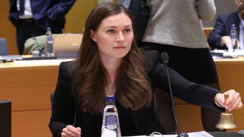 Phần Lan, Thủ tướng trẻ nhất lịch sử, Nữ bộ trưởng, 34 tuổi, Bộ trưởng Giao thông Sanna Marin