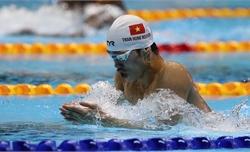 Kình ngư 16 tuổi của Việt Nam phá kỷ lục SEA Games