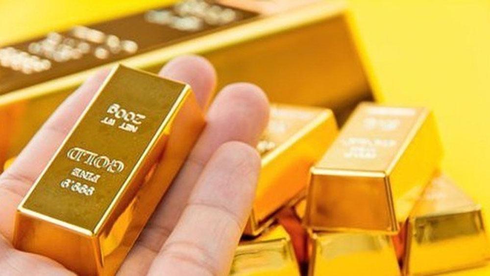 Giá vàng trong nước, đồng loạt giảm mạnh, phiên giao dịch vàng sáng 9-12
