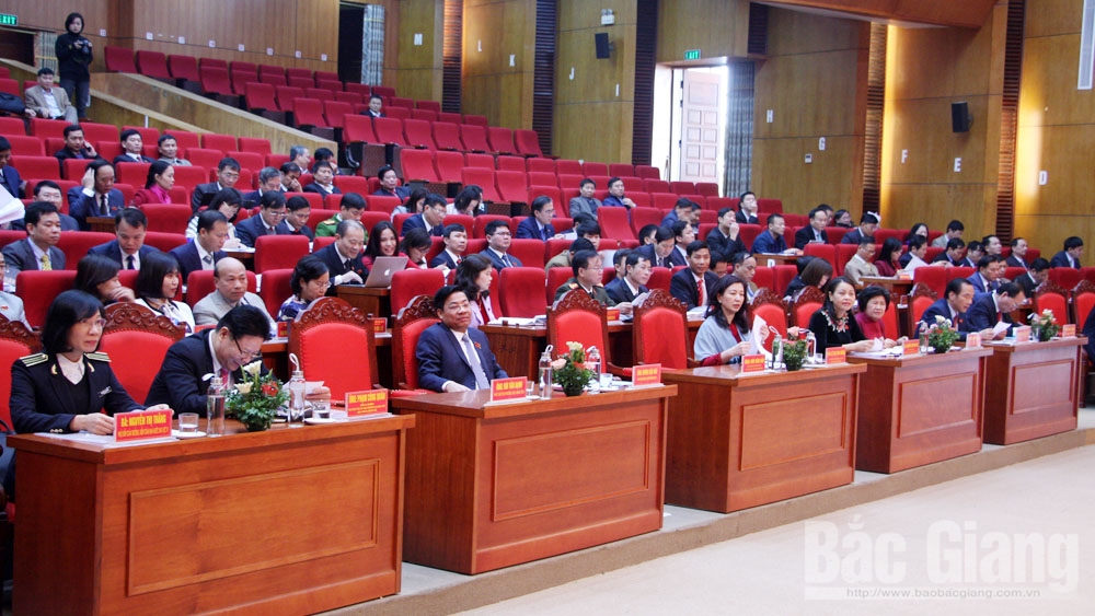 Bắc Giang: Tăng trưởng kinh tế năm 2019 ước đạt 16,2%, đứng thứ hai cả nước