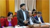 """Kỳ họp thứ 9, HĐND tỉnh Bắc Giang: """"Nóng"""" thảo luận tổ về môi trường"""