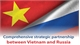 Vietnam - Russia comprehensive strategic partnership