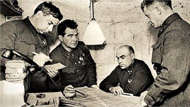 5 sự thật và một huyền thoại về Nguyên soái Chuykov