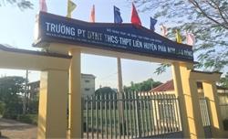 Lâm Đồng: Điều tra vụ nhân viên văn thư - thủ quỹ chết trong trường học