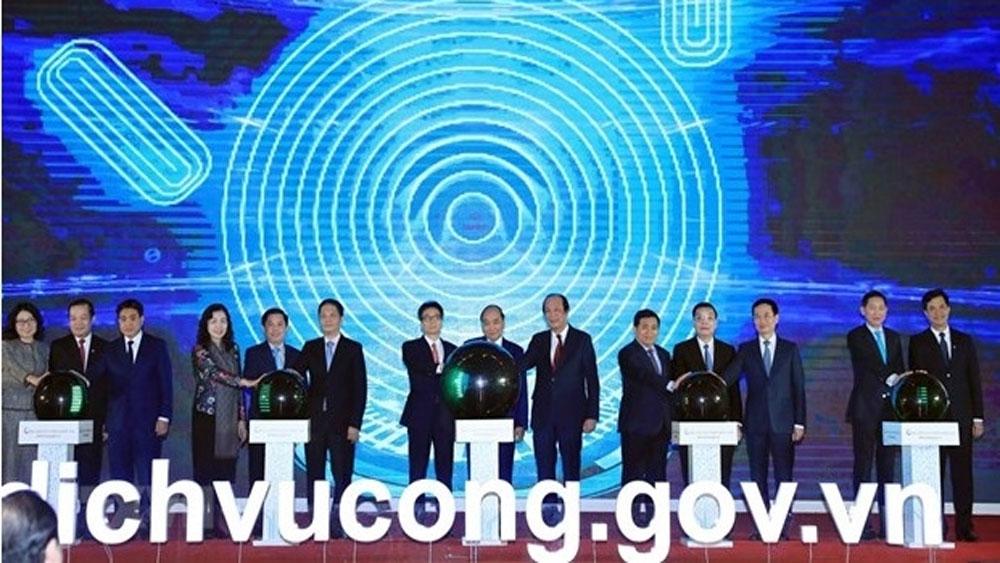 National public service portal launched