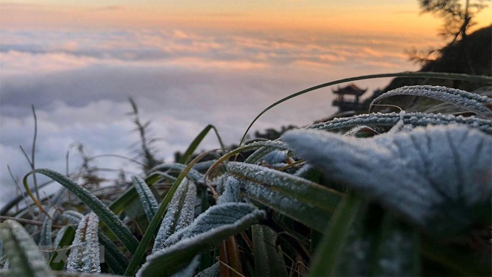 Từ cuối tháng 12, đợt không khí lạnh mạnh, thời tiết