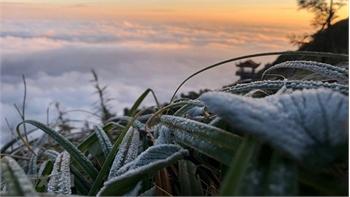 Từ cuối tháng 12 sẽ có nhiều đợt không khí lạnh mạnh tăng cường