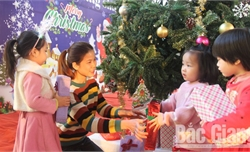 Náo nức đón chờ Giáng sinh