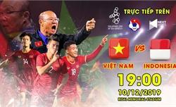 TRỰC TIẾP | U22 Việt Nam 2-0 U22 Indonesia: Đỗ Hùng Dũng nhân đôi cách biệt