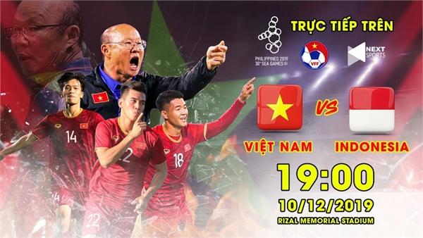 TRỰC TIẾP | Chung kết giữa U22 Việt Nam vs U22 Indonesia