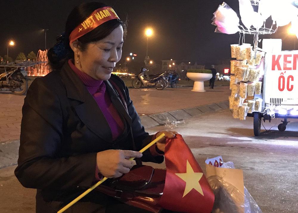 Bắc Giang, chung kết bóng đá nam SEA Games 30