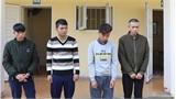 Triệt phá ổ nhóm trộm cắp 23 xe máy liên tỉnh