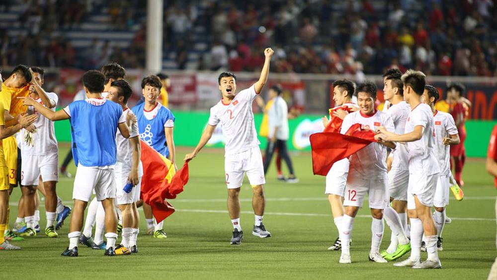 HCV SEA Games 30, U22 Việt Nam