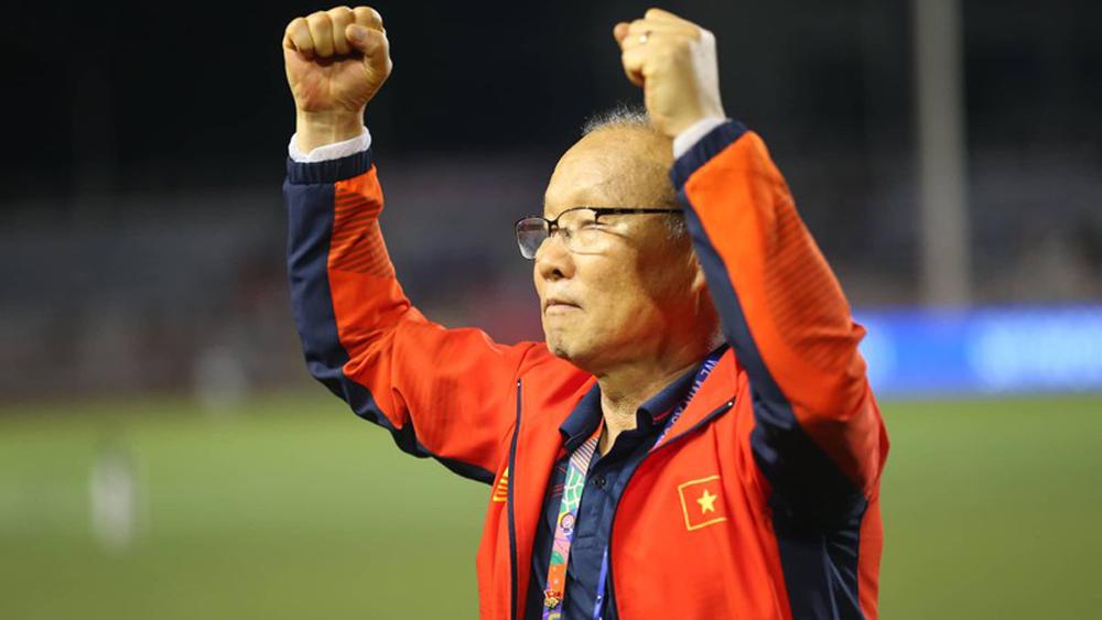 HLV Park Hang Seo trải lòng sau khi cùng U22 Việt Nam giành HCV SEA Games 30