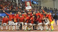 Đè bẹp U22 Indonesia, U22 Việt Nam vô địch SEA Games 30