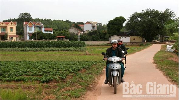 Đổi thay ở Hồ Lương