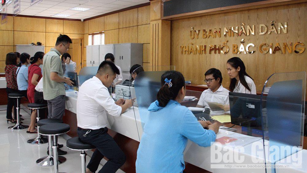 Bắc Giang hành trình hội nhập, cải cách hành chính,