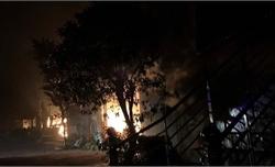 Lâm Đồng: Cháy nhà trong đêm, 4 người trong một gia đình tử vong