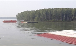 Vụ chìm tàu trên sông Lòng Tàu: Ba người mất tích khi tham gia trục vớt