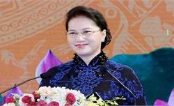 Chủ tịch Quốc hội Nguyễn Thị Kim Ngân gửi Thư chúc mừng Đoàn thể thao Việt Nam tham gia SEA Games 30