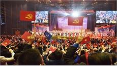 Khai mạc trọng thể Ðại hội đại biểu toàn quốc Hội LHTN Việt Nam lần thứ VIII