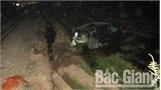 Ô tô va chạm với tàu hỏa, một người bị thương
