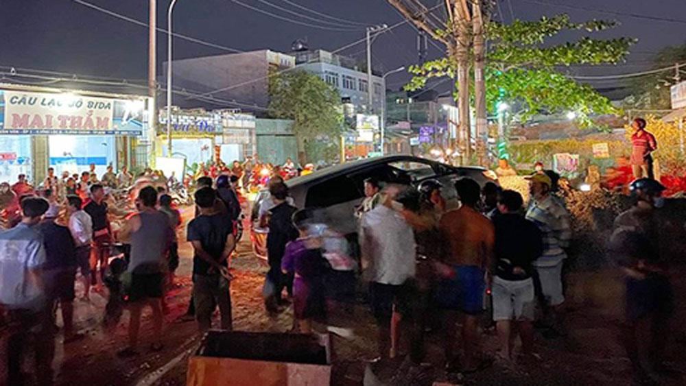 Tài xế ôtô, chở thuốc lá lậu tử vong, trúng đạn, lái xe Dương Văn Mến
