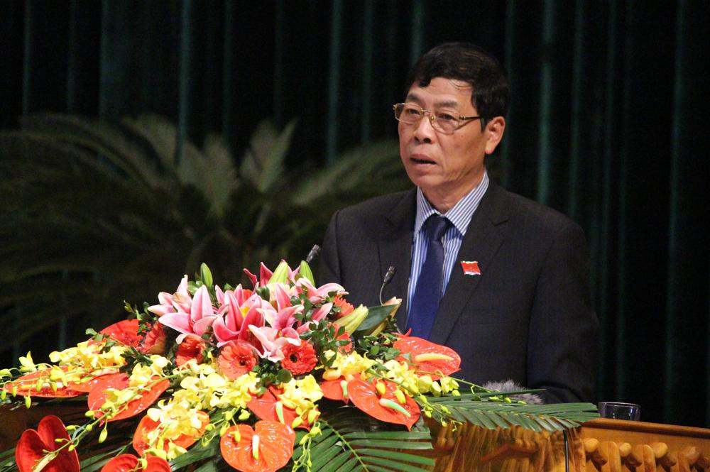 Bí thư Tỉnh ủy Bùi Văn Hải, HĐND tỉnh Bắc Giang, Bắc Giang