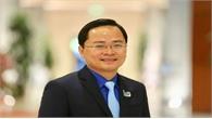 Hội Liên hiệp Thanh niên Việt Nam khóa VIII có tân Chủ tịch