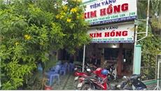Khen thưởng các cá nhân, tập thể phá thành công chuyên án trộm tiệm vàng Kim Hồng, Long An