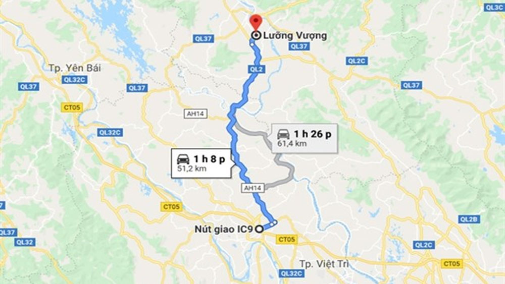 Government approves Tuyen Quang-Phu Tho expressway project