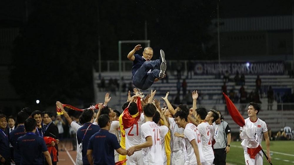 Vietnam at the 30th SEA Games