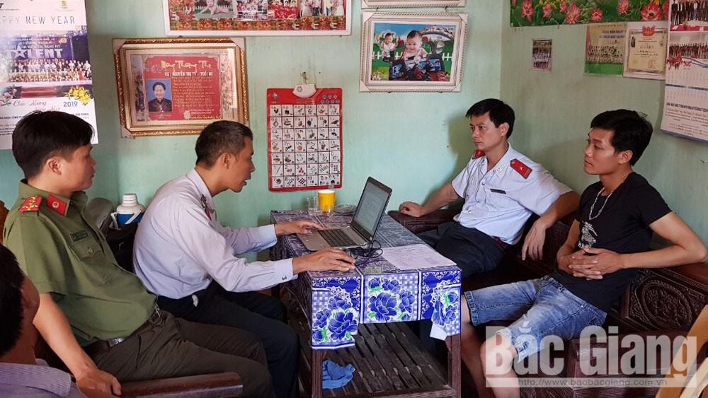 thanh tra, doanh nghiệp viễn thông, Viettel Bắc Giang, VNPT Bắc Giang, Mobifone Bắc Giang