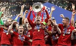 16 đội vào vòng 1/8 Champions League