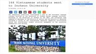 161 sinh viên vắng học không lý do tại Hàn Quốc: Bộ Giáo dục và Đào tạo vào cuộc
