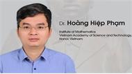 Giáo sư trẻ nhất Việt Nam giành giải thưởng toán học uy tín quốc tế