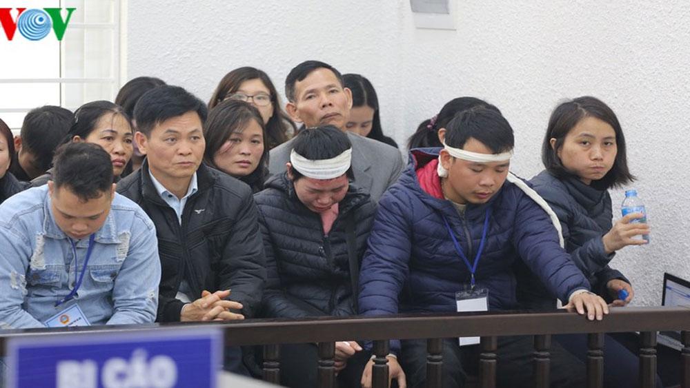 Tuyên án tử hình, kẻ giết 4 người gia đình em trai ở Đan Phượng, bị cáo Nguyễn Văn Đông