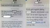 Bộ Công an cảnh báo thủ đoạn nhắn tin mạo danh ngân hàng