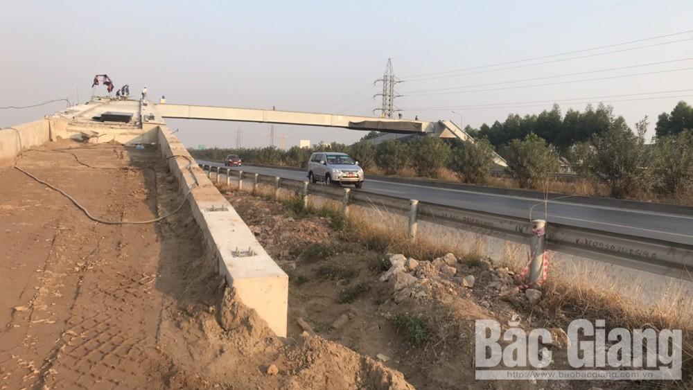 Dự kiến, 22-12, sẽ đưa vào, sử dụng, cầu vượt, cao tốc, Hà Nội, Bắc Giang, và quốc lộ 37